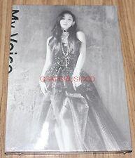 TAEYEON My Voice 1ST ALBUM I Got Love Ver. K-POP CD + PHOTOCARD + FOLDED POSTER