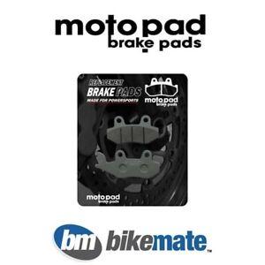 MotoPad Brake Pads Rear HUNTER 350 Daytona