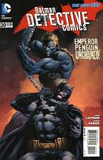 DETECTIVE COMICS ISSUE 20 - FIRST 1st PRINT - DC COMICS NEW 52 BATMAN