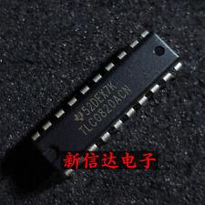 10PCS TLC0820ACN  Encapsulation:DIP,Advanced LinCMOSE HIGH-SPEED 8-BIT