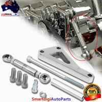 Long Water Pump Aluminum Alternator Bracket Kit For Chevy Small Block SBC 350