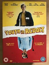 Michael Cera YOUTH IN REVOLT ~ 2010 Cult Teen Comedy Ltd Ed U2 DVD w/ Slipcase