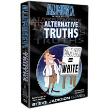 Illuminati 2nd Ed Alternative Truths Expansion
