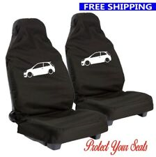 Ford Fiesta Mk6 Seat Cover Protectors