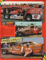 Dirt Trackin Magazine Brett Hearn & Doug Hoffman Vol.13 No.21 1992 052118nonr