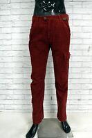Pantalone NAPAPIJRI 33 Uomo Caldo Cotone Jeans Pants Man Casual Herrenhose