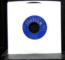 "Gerry Granahan - Girl Of My Dreams VG+ 7"" Vinyl 45 Record USA 1958 Sunbeam 102"