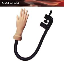Practice Hand with Table Mount for Coach Manicure Plastic Hand