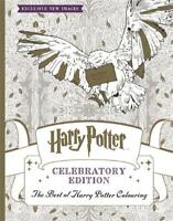 Harry Potter Colouring Book Celebratory Edition: The Best of Harry Potter colour