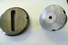 Turret Punch and Die Oblong Rectangular 0.500 x 2.500