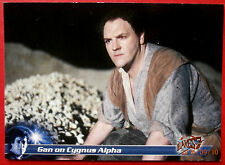 Terry Nation's BLAKE'S 7 - Card #7 - Gan on Cygnus Alpha- Unstoppable Cards 2013