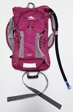 High Sierra 2L Hydration Airflow Propel70 Light Weight Backpak Light Purple NWOT