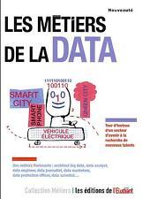 les métiers de la data (édition 2017) Regache  Camille Occasion Livre