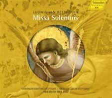 Ludwig van Beethoven: Missa Solemnis, Op. 123, New Music