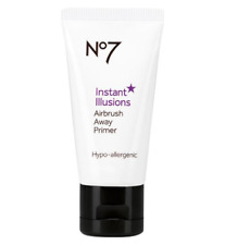 No7 Instant Illusions Airbrush Away Primer 1x30ml NEW