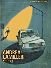 Andrea Camilleri - Km 123 - Giallo Mondadori