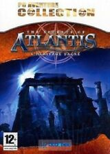 The secrets of atlantis L'héritage sacré JEU PC NEUF SOUS BLISTER
