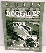GURPS-segunda Guerra Perro caras-Nuevo