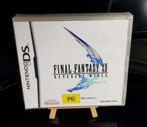 Final Fantasy XII: Revenant Wings - Nintendo DS - FACTORY SEALED AUS PAL