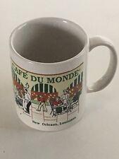 Cafe du Monde New Orleans Louisiana Original French Market Coffee Stand Mug