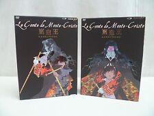Le Comte de Monte Cristo par Gankutsuou coffrets 1 & 2 T.B.E Comme neuf