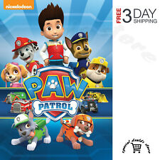 Paw Patrol Videos 10 Episodes DVDS Series Collection Complete Movie TV Show Sets