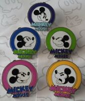 Oh Mickey Mystery Pouch Mickey Mouse Set Choose a Disney Trading Pin