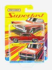 Matchbox Superfast Assorted Collector Edition
