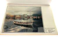 "Original Pentax 67 Werbemappe ""Sechs Skandinavische Motive""Echte Fotos eingelegt"