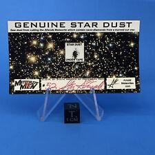 Allende Carbonaceous Chondrite Star Dust Magnet by Meteorite Men Steve