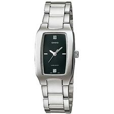 Casio LTP1165A-1C2 Silver Watch with black dial Dress Watch COD Paypal LTP1165