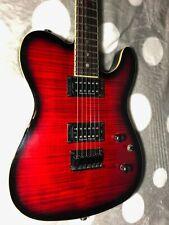 e-gitarre Fender Telecaster Custom FMT HH Indonesien 2010