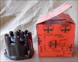 Original Distributor Cap for your ALFA ROMEO MONTREAL nos in box