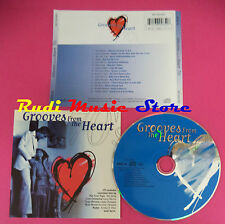 CD GROOVES FROM THE HEART 70 S Compilation  no mc vhs dvd(C38)
