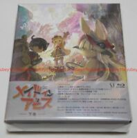 New Made in Abyss Blu-ray Box Vol.2 First Limited Edition Japan F/S ZMAZ-11542