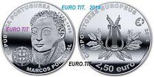 2,50  €     PORTUGAL    COMMEMORATIVE   2014      MARCOS    disponible