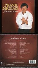 "Frank MICHAEL ""Je t'aime, ti amo"" (2 CD) 2006"