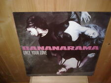 "BANANARAMA only your love 12""  MAXI 45T"