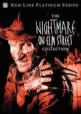 NIGHTMARE ON ELM STREET PLATINUM COLLECTION DVD New FREE SHIPPING