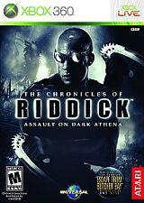 The Chronicles of Riddick: Assault on Dark Athena Xbox 360