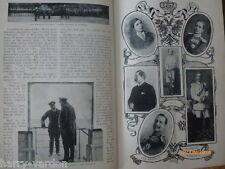 Kaiser Wilhelm Kaiser Alltag Deutschland Preußen alt Antik Foto Artikel 1899