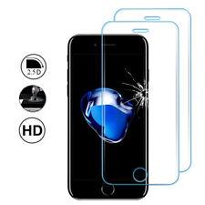 """2x Verre Blindé Apple iPhone 7 4.7 """" Film de protection complet bord COURBURE"""