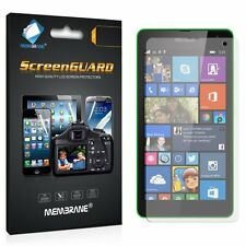 3 Clear Front Anti Scratch Screen Cover For Microsoft Nokia Lumia 535