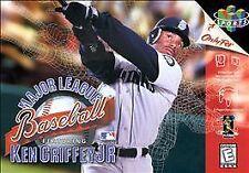 Major League Baseball (Nintendo 64, 1998) Cartridge Only - Ships in 12 hours!!!