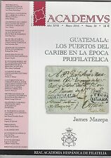 The CARIBBEAN PORTS IN THE PRE-PHILATELIC AGE Articles & Illustrations