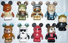 Disney Star Wars Series #3 Vinylmation ( Set of 9 )