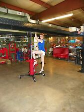 NEW 4 Post Parking car lift  / truck Hoist 9000 lb capacity extra long and tall