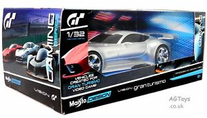 Mercedes Benz AMG Vision Gran Turismo 1:32 Scale Die-cast Model Car Gaming Serie