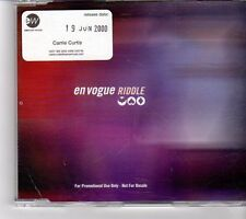 (FP211) En Vogue, Riddle - 2000 DJ CD
