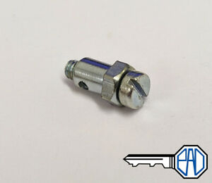 MGB, MGB GT, Midget Choke Cable Clamp Pin, Trunnion & Set Screw AUE34K